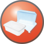 Emballage alimentaire : barquette alimenaire plastique, barquette alimentaire aluminium