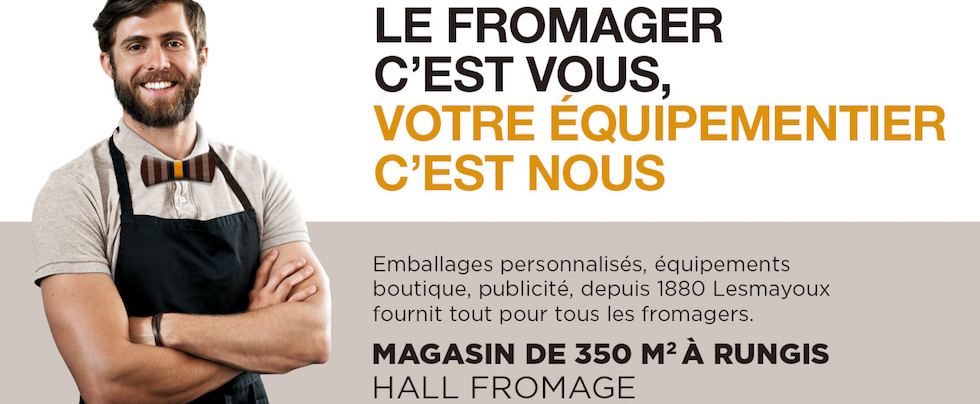 Lesmayoux, l'équipementier des fromagers
